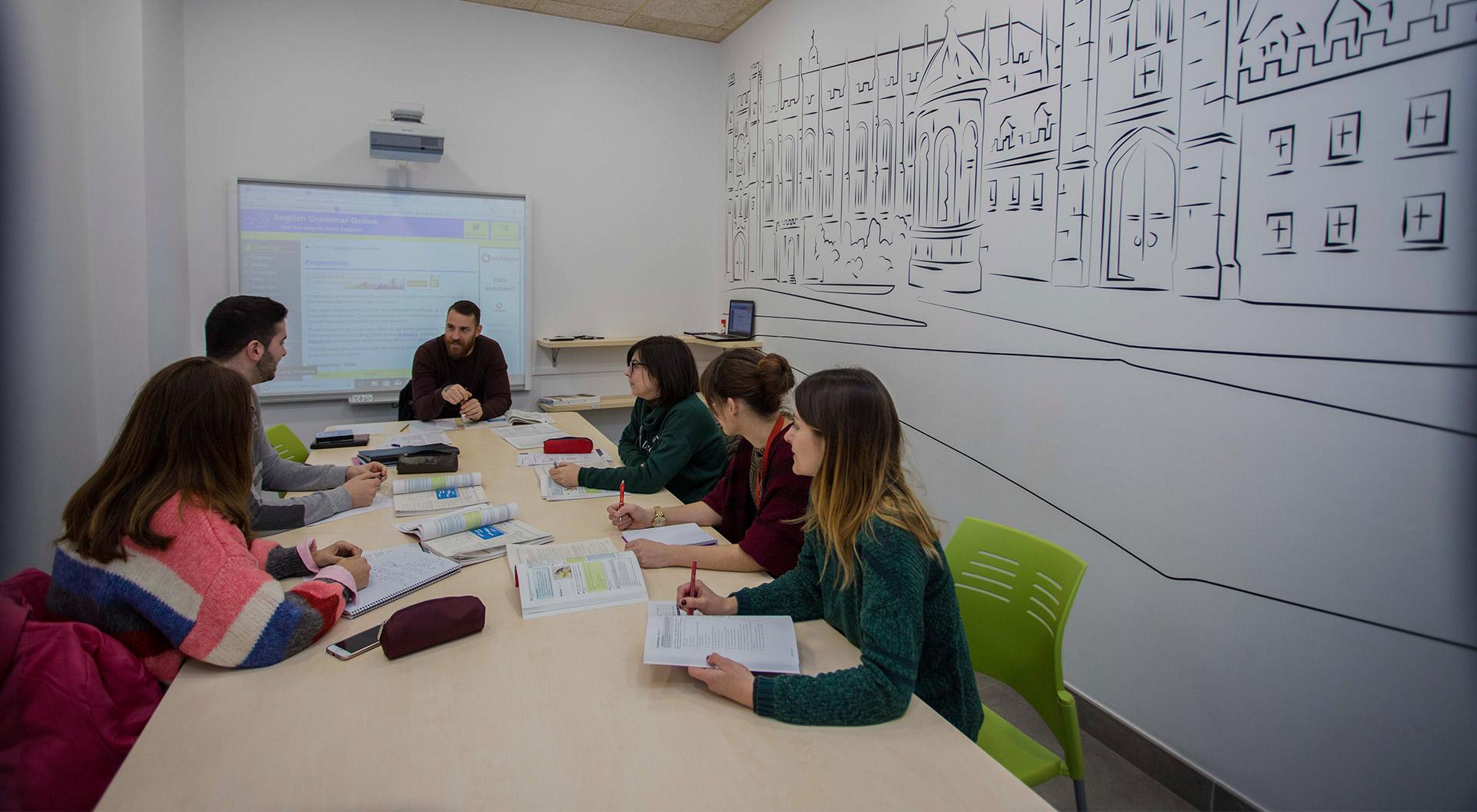 Academia de inglés en Castellón