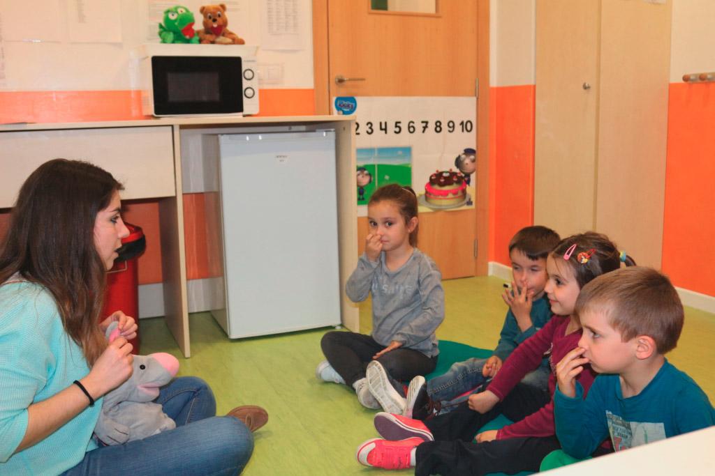 academia de ingles para niños advance