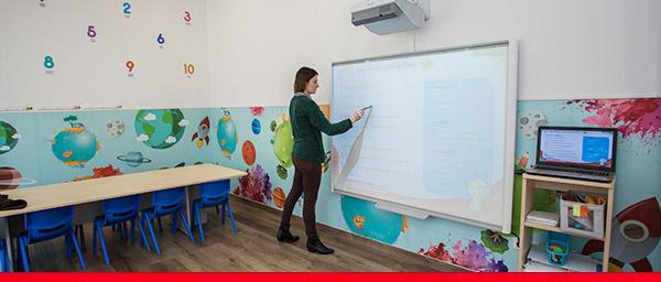 Academia de inglés para niños en Castellón
